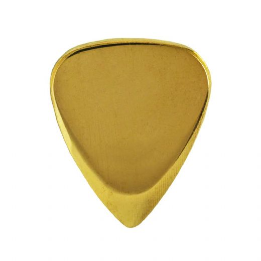 Metal Tones Mini Brass 1 Guitar Pick